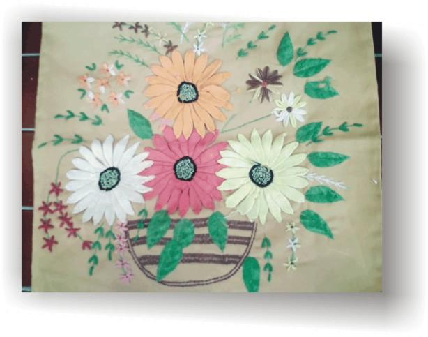 buat pola gambar pasa kertas hvs dengan motif yang diinginkan
