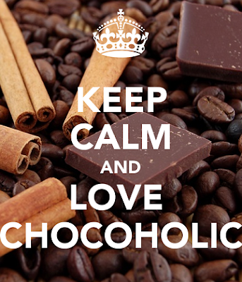 Being a chocoholic