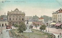 LES ORIGINES DE LA GARE DU LUXEMBOURG