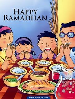 Gambar Puasa, Koleksi Kartu Ucapan Idul Fitri