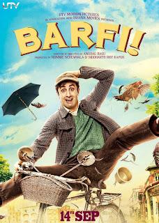 BARFI - HINDI MOVIE - Official traler