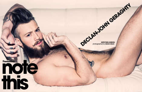 Declan-John Geraghty for Fantasticsmag
