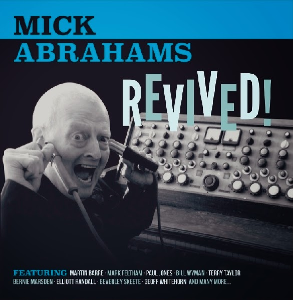 Mick Abrahams' Revived