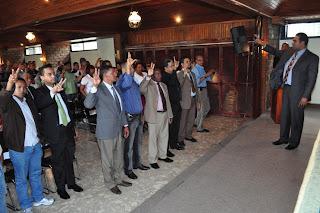 PRI Juramenta Dirección Campaña D. N.; Jiménez dice en manos TSE esta el futuro PRI