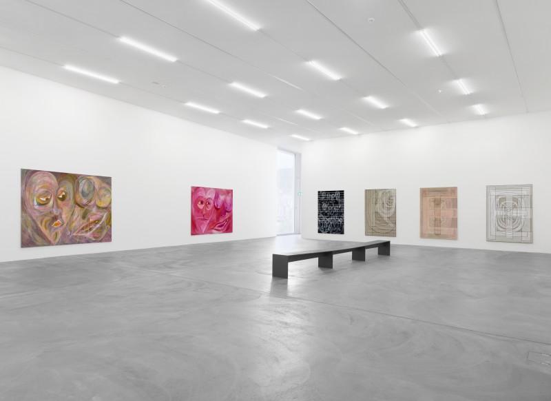 Jana Euler at Kunsthalle Zürich