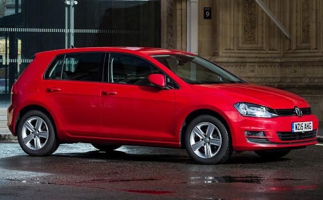 Volkswagen Golf 7 - segurança - frenagem autônoma