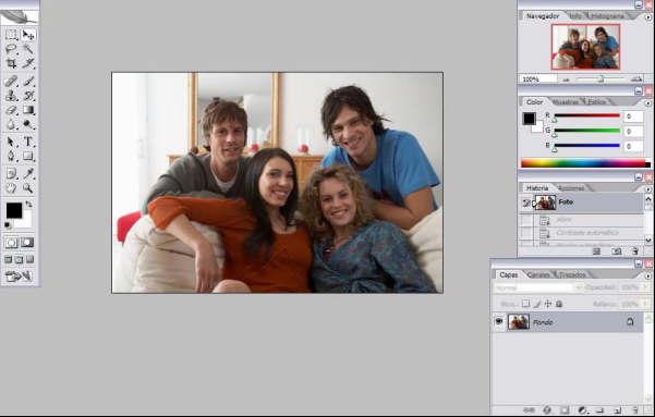 Tutoriales photoshop marco estilo glaceado con photoshop - Como hacer un marco de fotos original ...