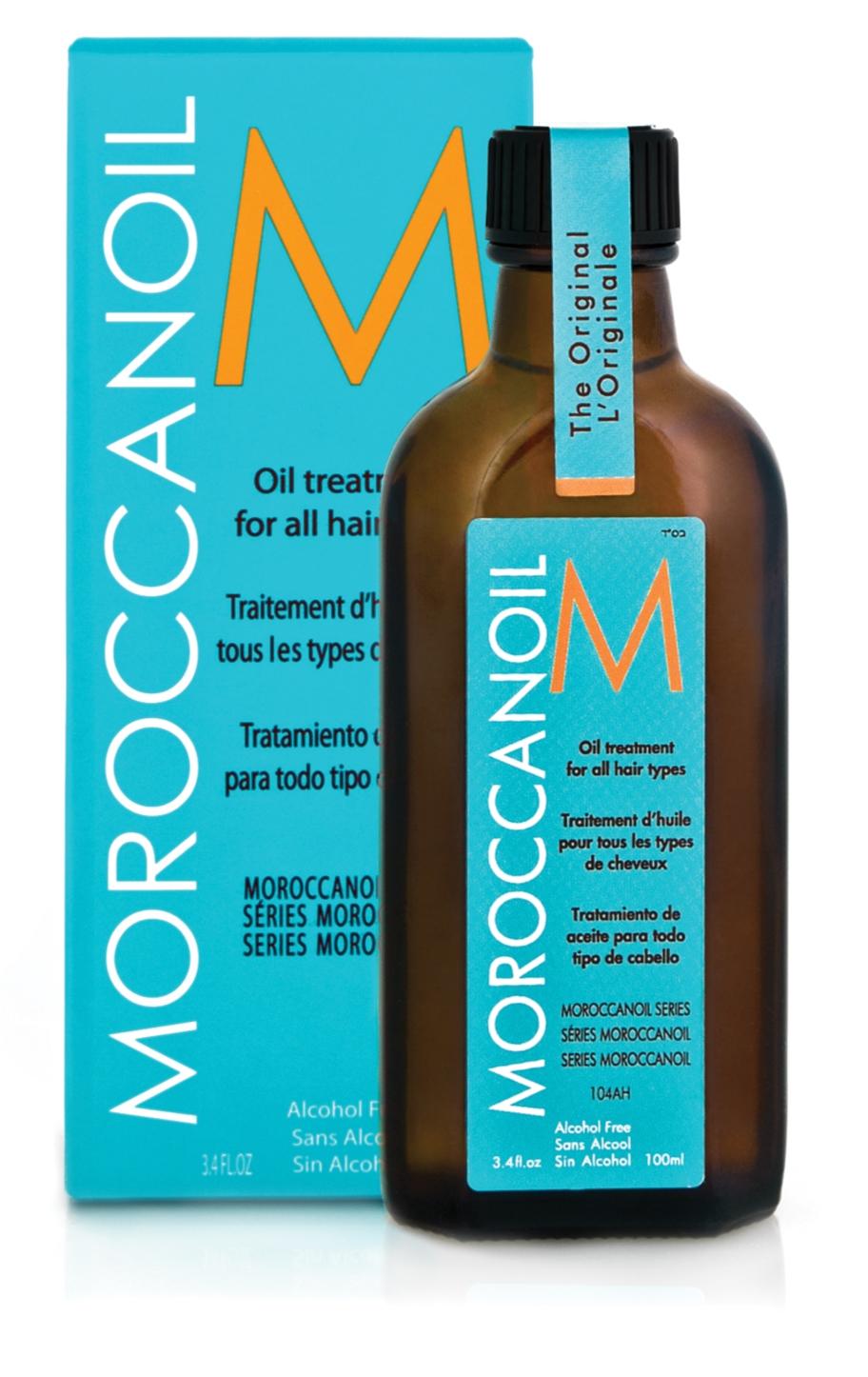 Sorteio: óleo Morroccanoil