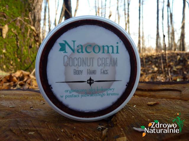 Nacomi - Naturalny krem kokosowy