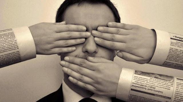 Πολιτικοί και δημοσιογράφοι: ΣΙΩΠΗ!