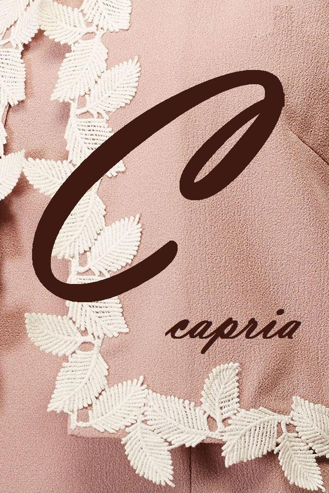 Order By Aplikasi Capria