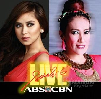 Who's the real Concert Queen? Ai Ai and Sarah Concert Showdown this December 16 on Sarah G Live!