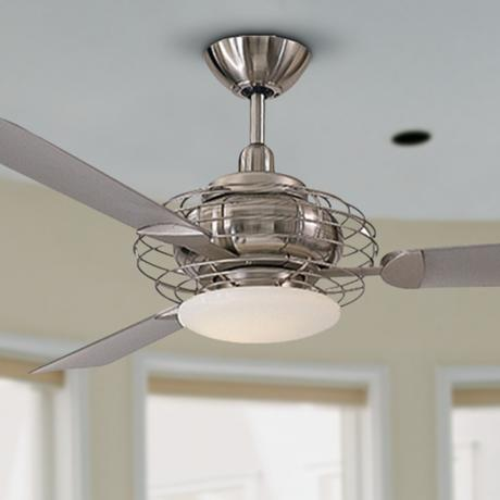 Beautifully contained ceiling fan before and after ceilingfang aloadofball Images