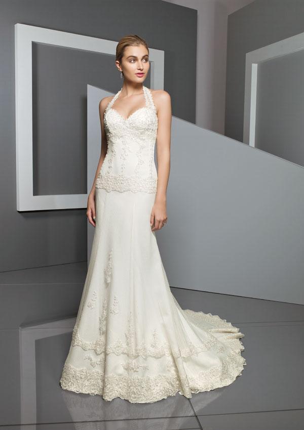 Titanium Wedding Dress