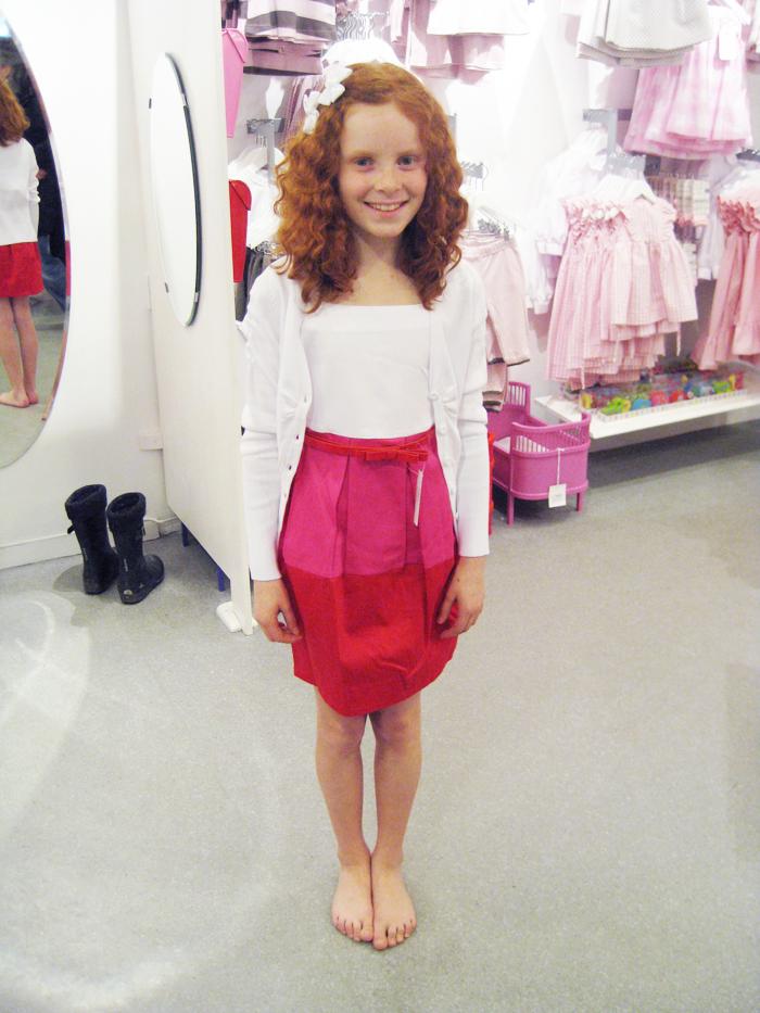 rosa klær g punkt jenter
