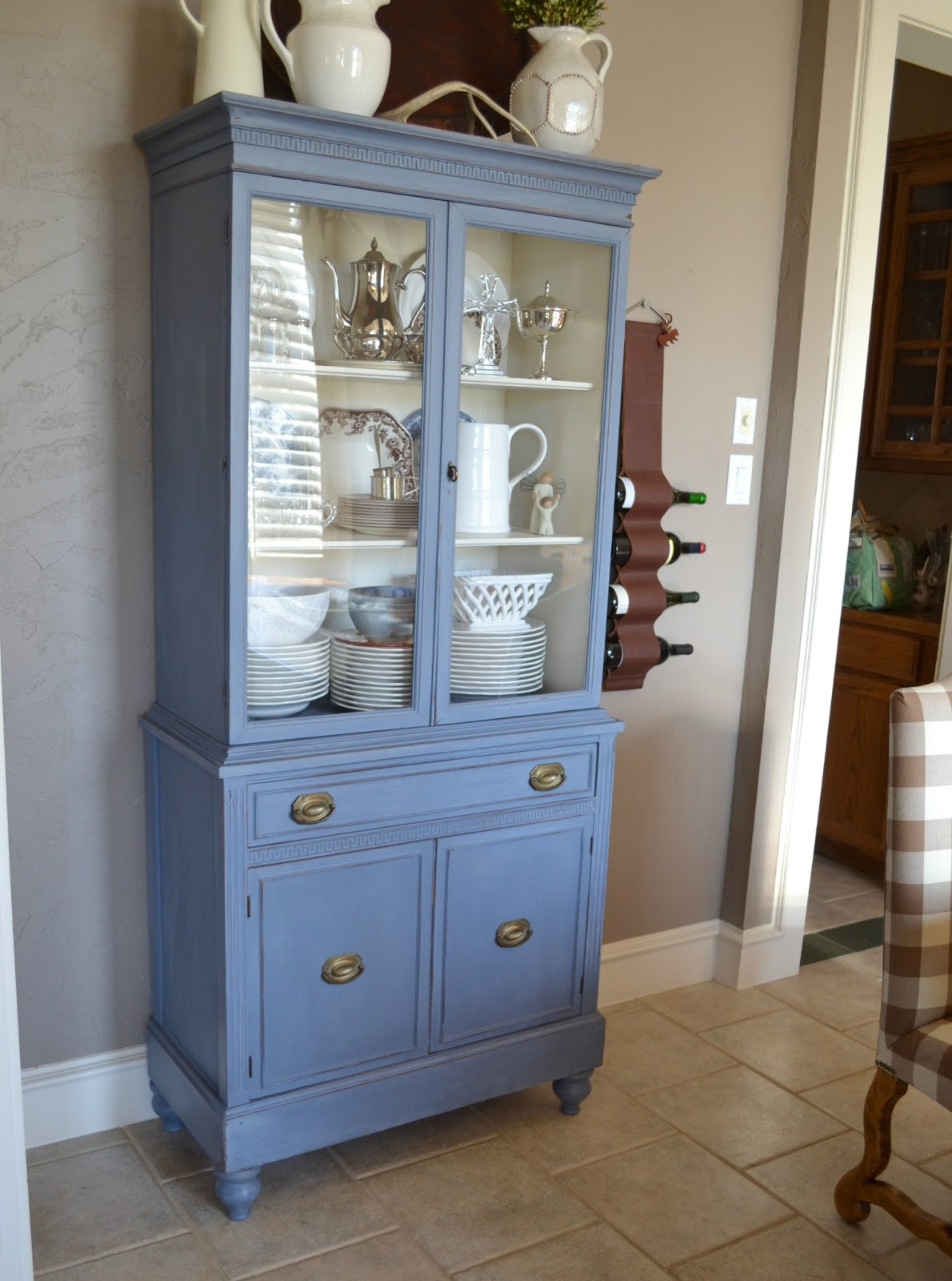 Easy Furniture Transformation {Adding Legs} - Lilacs and ...