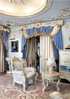 Rococo Style Interior Design, Apartment Stunning Design With ...