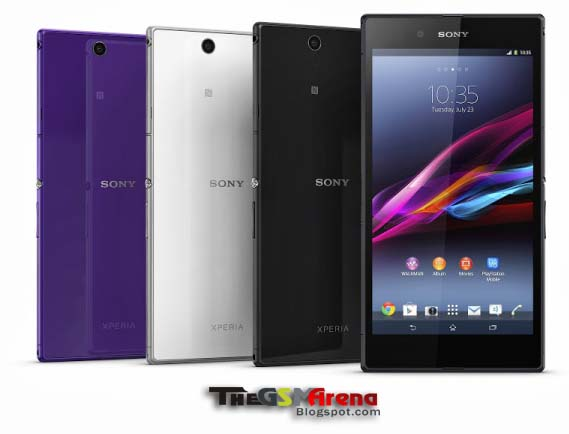 sony xperia z ultra mobile gsm arena mobile reviews. Black Bedroom Furniture Sets. Home Design Ideas