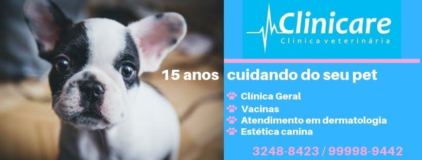 Clinicare - consultório veterinário