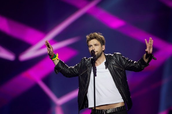 The Unofficial Eurovision Song Contest Blog: Favourite Song from Moldova - Day 22