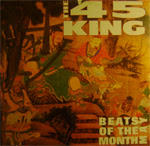 45 King ‎– Beats Of The Month May (2000, 192) VLS