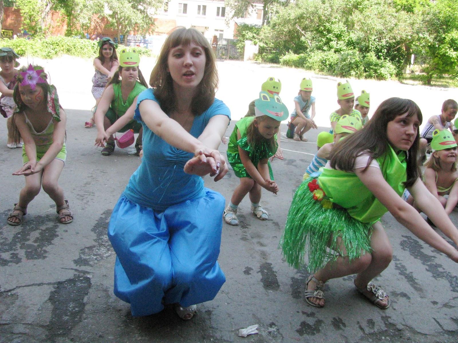 Конкурсы на день нептуна в школьном лагере