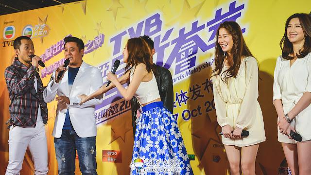 TVB马来西亚星光薈萃颁奖典礼2015 拉票造势活动 TVB Star Awards Malaysia 2015