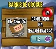 Barris de Grogue