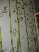 Bamboo Mural3