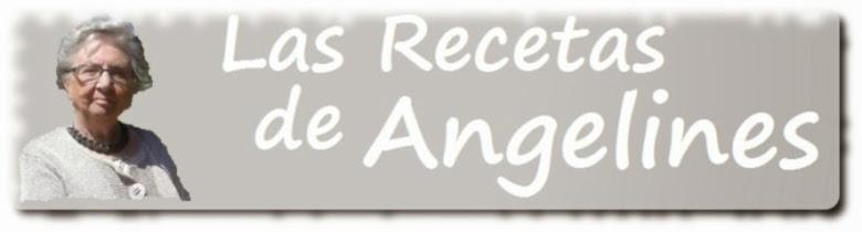 PRESENTACIÓN - Las Recetas de Angelines