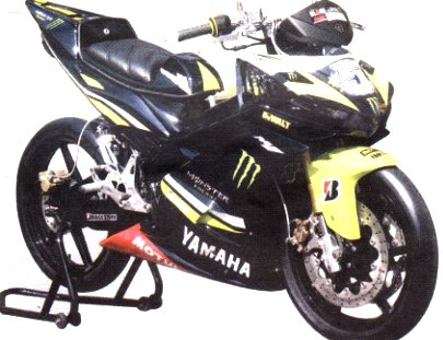 Modif Motor Yamaha King Modifikasi Motor Yamaha 2016  2017  2018