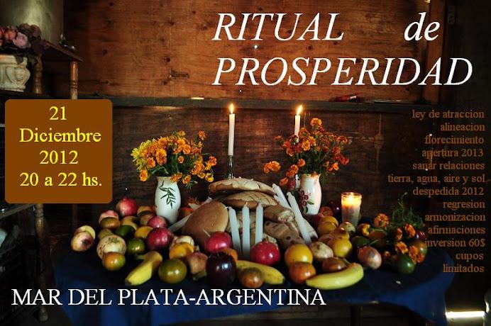 ritual prosperidad