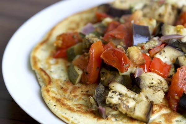 Griechisches Omelett