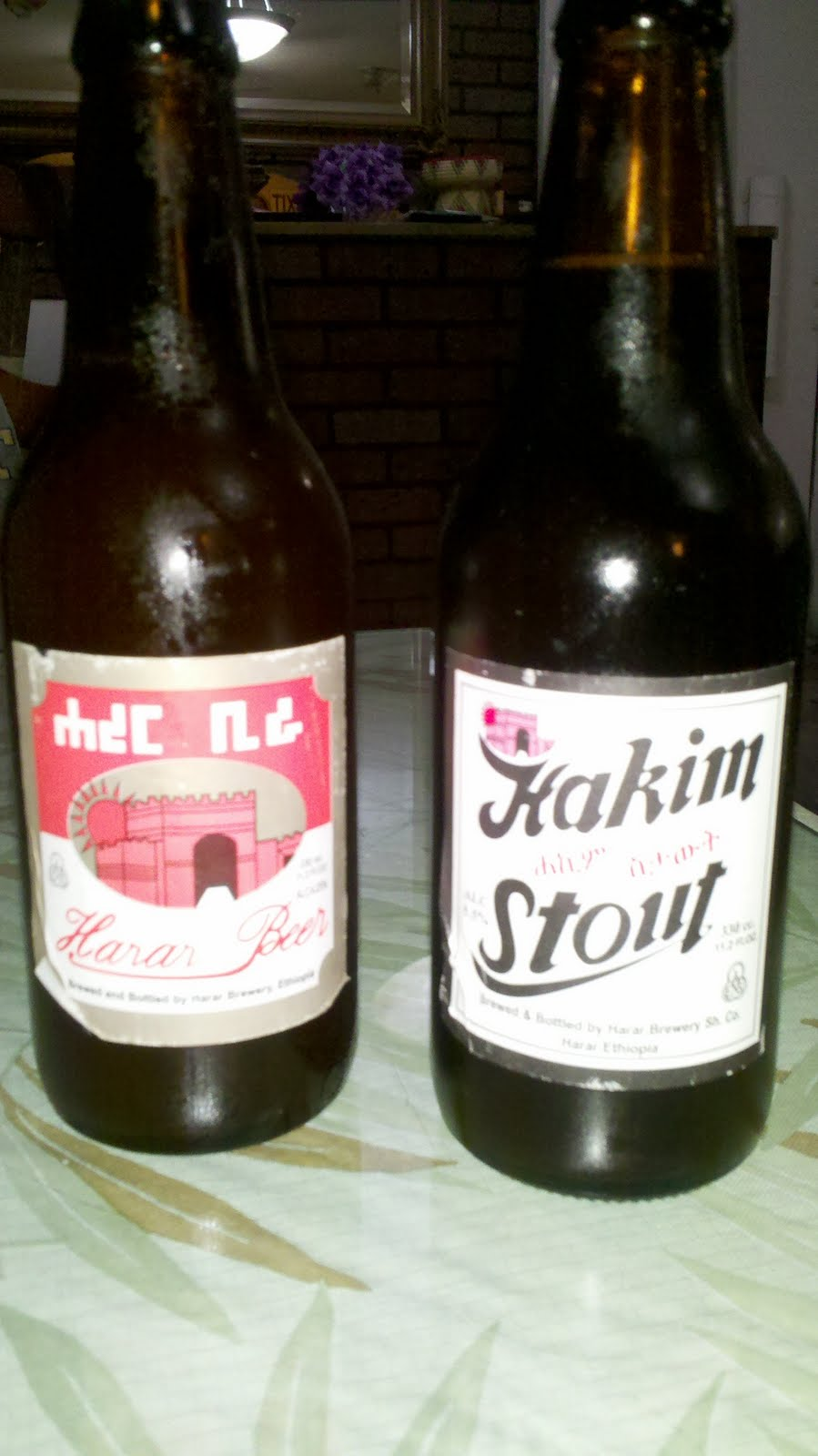 Non Snob Beer Reviews Hakim Stout And Pilsner