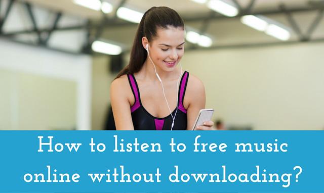 online radio listen music