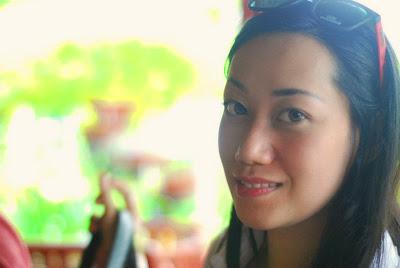 Trisha Sebastian in Ka Inato, Puerto Princesa, Palawan