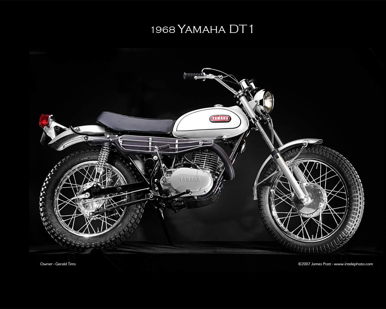 Takeyoshi images classic off road bikes for Yamaha road motorcycles
