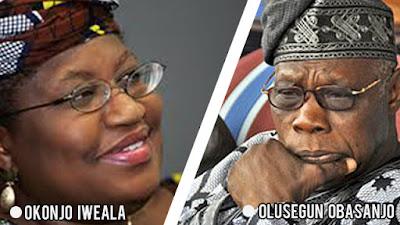 Okojo Iweala Vs Olusegun Obasanjo