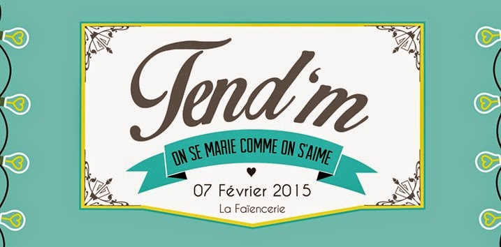 Tend'm, un mariage differente