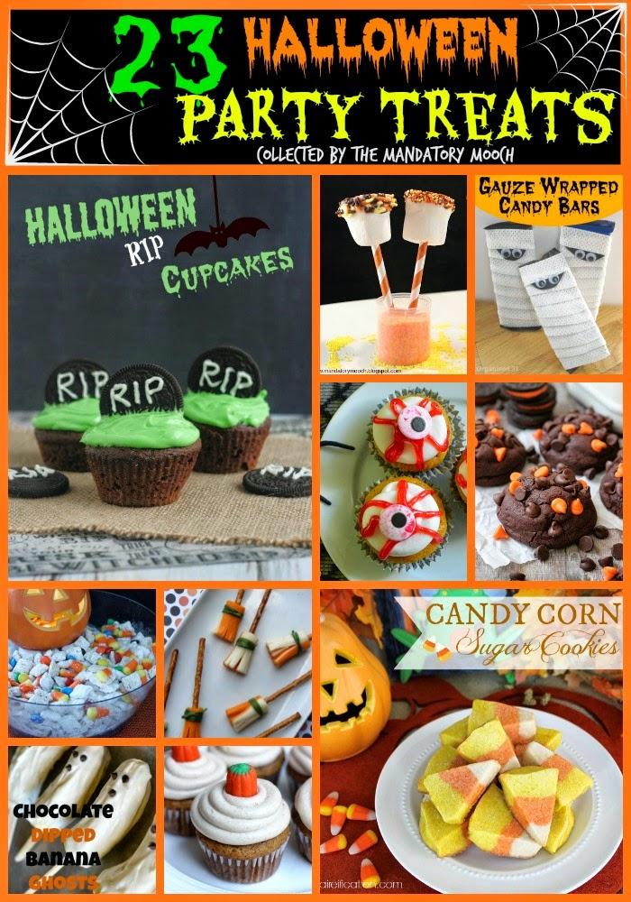 23 halloween party treats