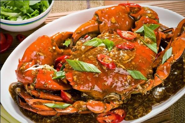 Resep Kepiting Saus Padang Pedas Nikmat