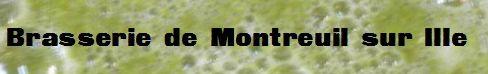 Brasserie de Montreuil sur Ille