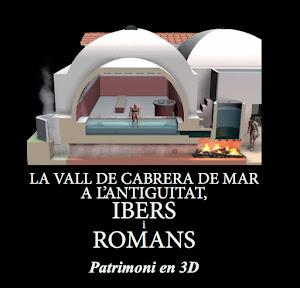 Llibre:La vall de Cabrera a l'antiguitat. Ibers i romans. Patrimoni en 3D.