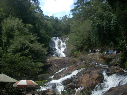 Arroyo Fairy in Dalat