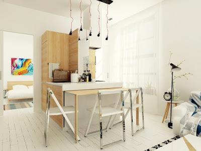 thiết kế căn hộ, nhà đẹp, thiết kế nhà, nhà đẹp, nội thất thông minh