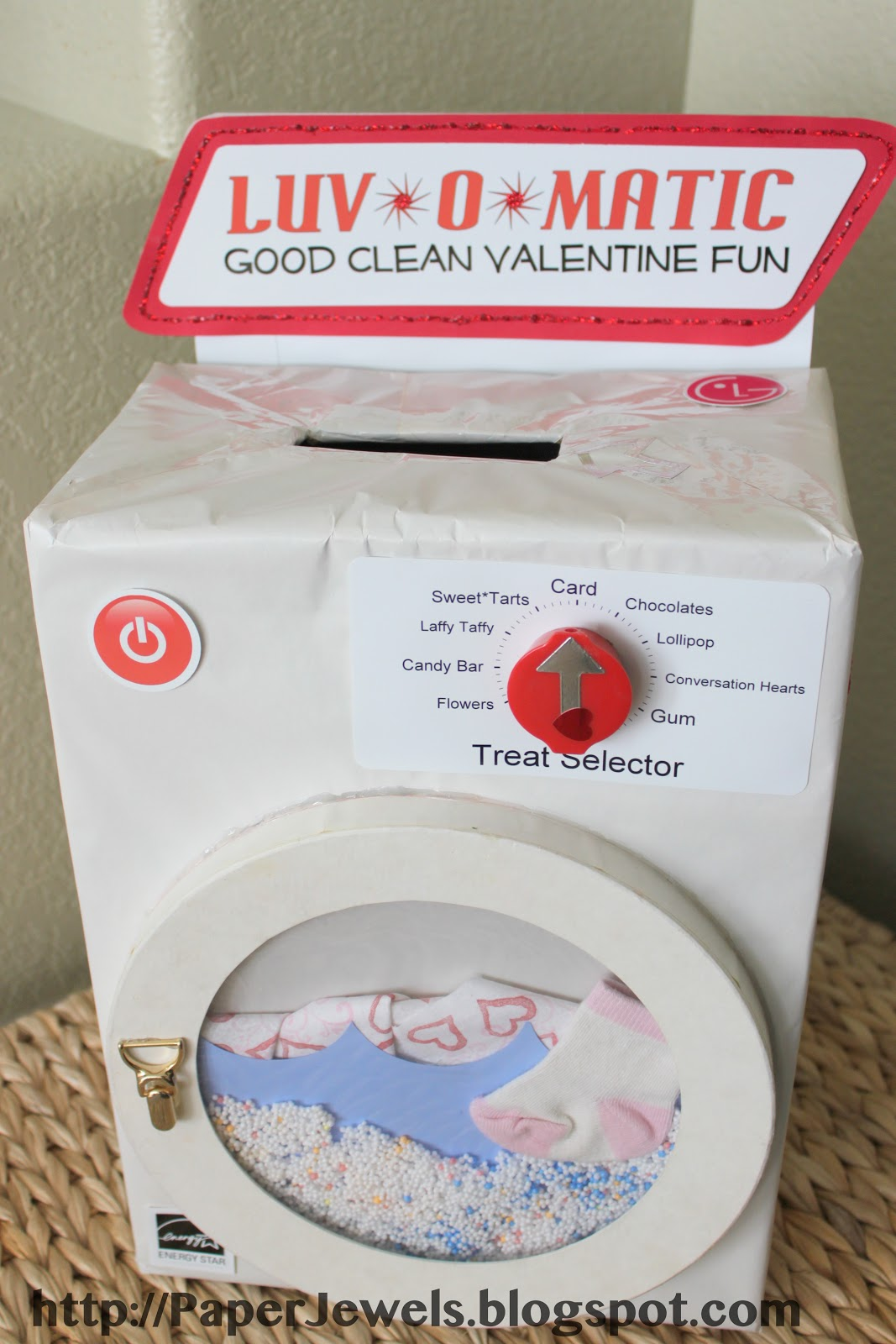 Paper Jewels And Other Crafty Gems More Valentine Boxes