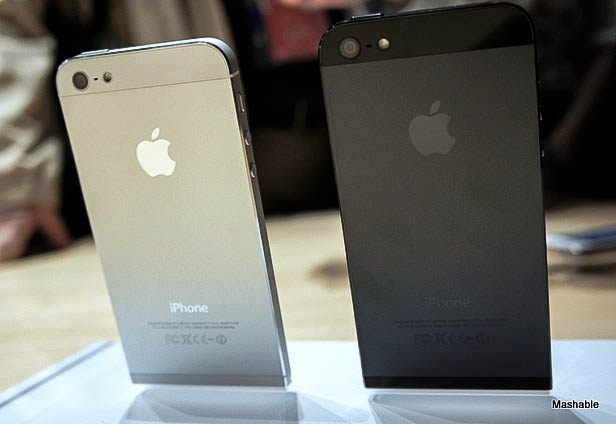 Video Of First Look  The iPhone 5Iphone 5s White Vs Black