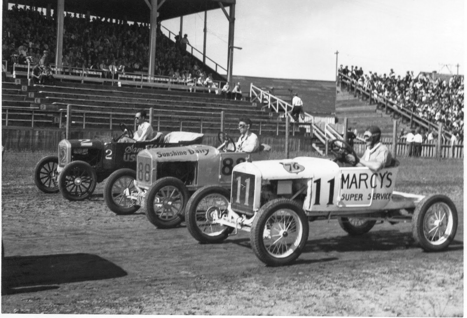 bygone walla walla vintage images of the city and county marcy s race car