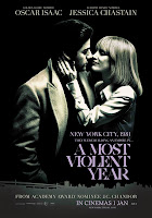 A most violent year poster malaysia