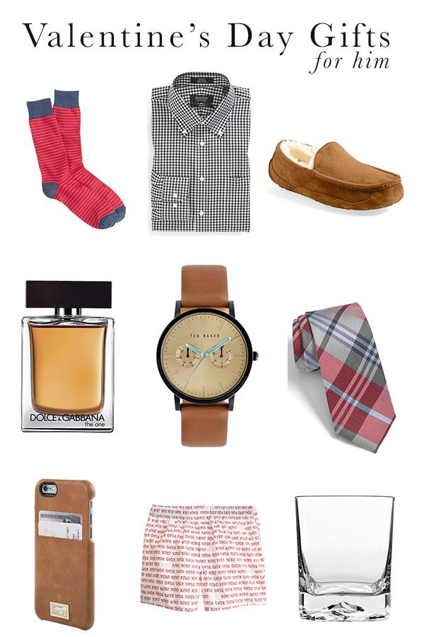 Valentine S Day Gift Ideas For Him Michaela Noelle Designs